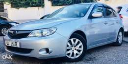 Subaru Impreza loaded edition kcn 2010 just arrived at 1,075,000/= ono