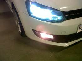 Headlight restoration and HID system fitted for R1350 only