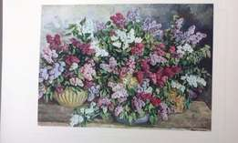 Soviet Paintings 32 Prints set Published 1939