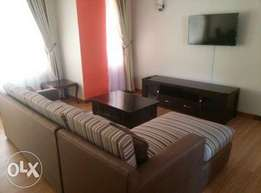 Fully furnished and serviced 2 bedroom apartments to let in Kilimani
