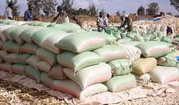 Dry maize Wholesale price. 90kg bag)