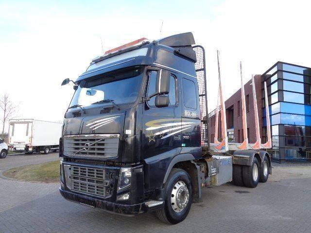 Volvo Fh16.700 Woodtruck / 6x4 / Full Steel / Euro 5 - 2011