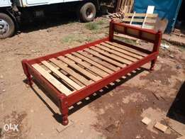 Bed size 3.5 x6