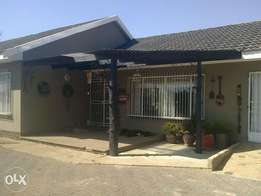 Smallholding for sale in the Vaal