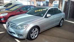 Merc C220 Cdi from R2299pm*