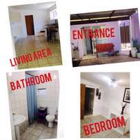 FOR RENT 1 bedroom cottage. included water & your own prepaid electric