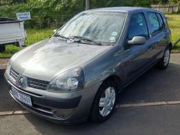 2002 Renault Clio 1.4 Low km