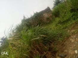 Strategic plot of land+Duplex foundatn at Ekai Extensn,Sapele Rd Benin