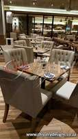 The Wingback Chairs from Chivalry Designs for R2900