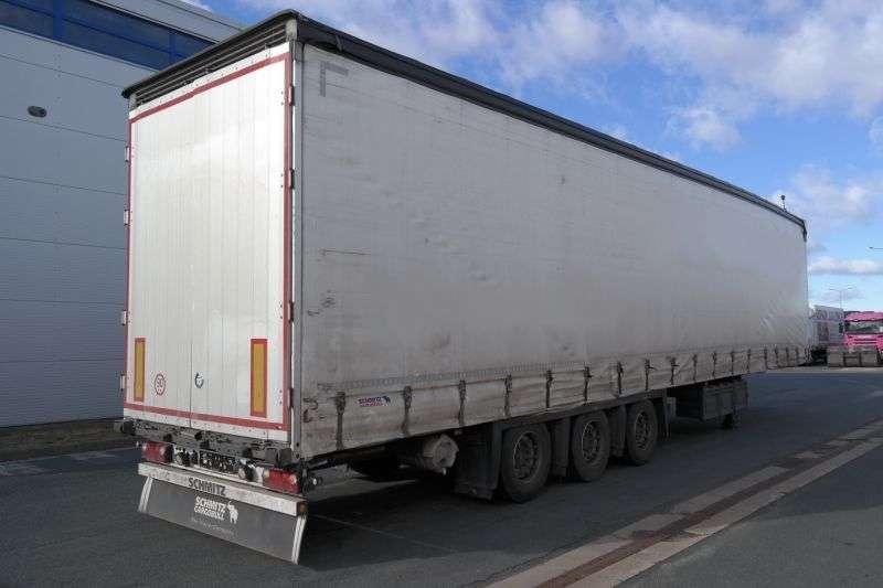 Schmitz Cargobull Ag Scs 24/l Low Deck - 2015