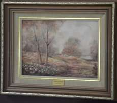 June Tuckett -landscape painting