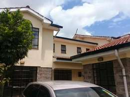 Mombasa road classic 4 br townhouse for sale
