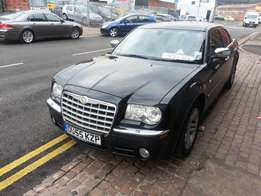 Chrysler 300c Diesel with Full Leather