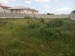 A Plot Of Land Measuring 1000sqm In Zone B, Nicon Town, Lekki For Sale