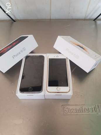 Like New IPhone 6s 64GB - Gold and Gray Jabi - image 5
