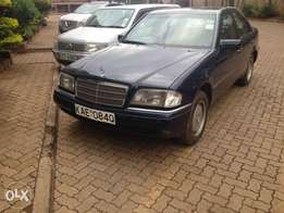 Mercedes Benz C180 quick sale