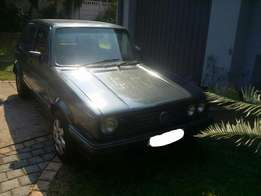 Golf 1 for sale or swap