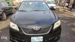 I have a Nigerian used Toyota Camry to sale