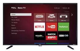 """New Sealed TCL 55"""" SMART T.V Model 55FS3750 Pay on delivery or shop"""