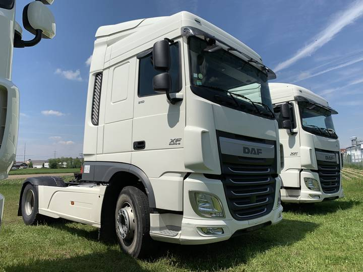 3 x DAF XF 510 FT, Intarder, TOP, VIDEO - 2016