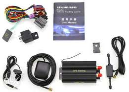 GPS satellite car track/ tracker device and installation
