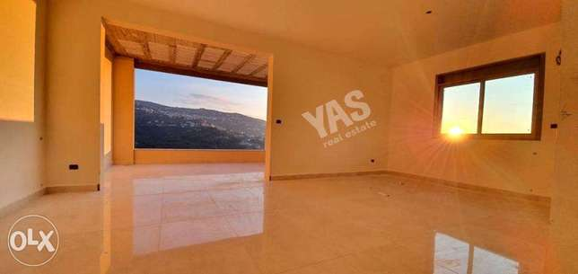 Ballouneh 130m2 - payment facilities - panoramic view - luxury catch -
