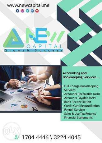Accounting | Bookkeeping | VAT Service | Audit Service
