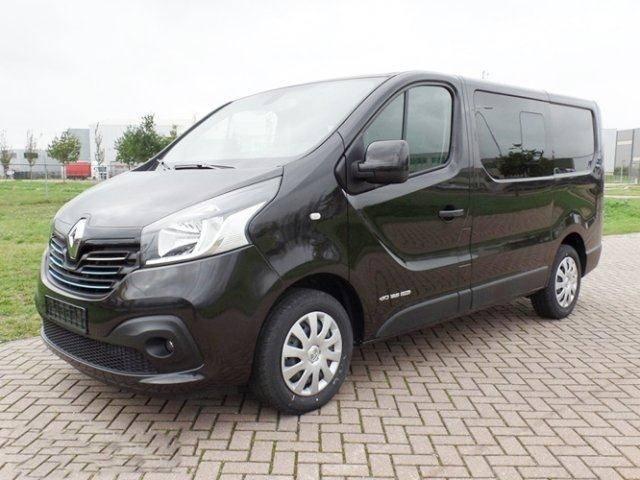 Renault TRAFIC 4x2 TRAFIC 4x2, 6 Sitze, Business, Navi, Klima