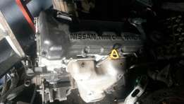 Nissan engine for sale