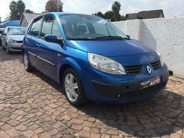 2006 Renault scenic expression 1.6 Auto,very neat vehicle