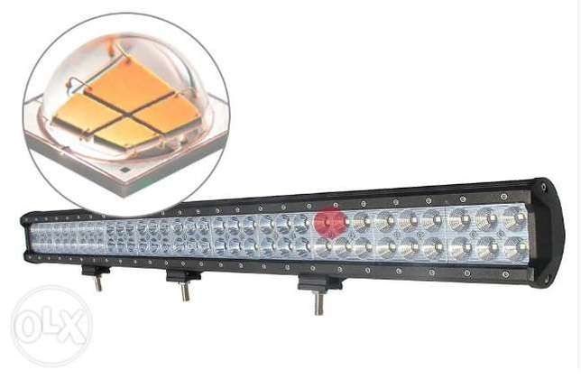 Two Double Rows Off road LED Light Bar 45 inch