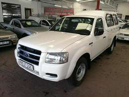 2008 Ford Ranger 2.2 S/C, ONLY 172000Km's, Service History, Towbar