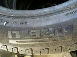 Tyres 245/50/18