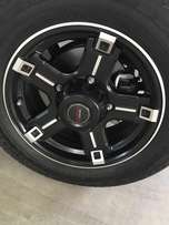 Mags with tyres for sale (Brand new) Ford Transit Custom