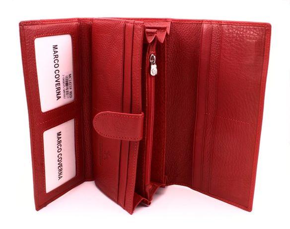 700f42b80a2e Женские кошелек на магнитах с блоком для карточек красный и черный. Киев -  изображение 4
