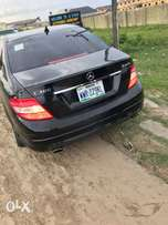 Like TOKS few months used BENZ C300 4matic for sale...