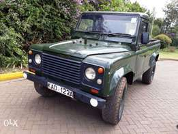 Land Rover Pick Up in superb condition