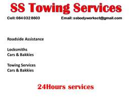 SS Body Works & Towing services