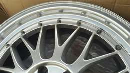Bbs rs riveted rimz
