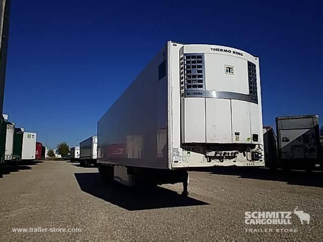 Schmitz Cargobull Semiremolque Frigo Sistema carne colgada - 2008