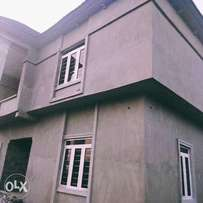 80% Completed Four (4) bedrooms duplex with a boy's quarter for sale
