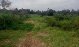 100x100 land at Karai near Gichuru memorial highschool