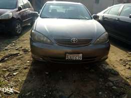 Tokunbo Toyota Camry sport 2004 available