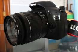 CLEAN Canon T2i / 550D Camera ,18-55mm Zoom Lens , Battery , Charger
