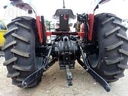 We sell Tokunbo Tractors ,Farm implements, Forklift and Hiab