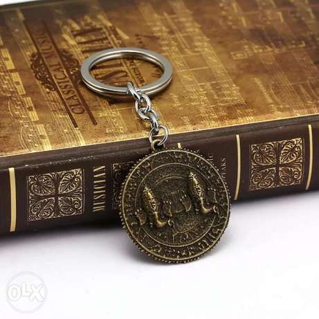Uncharted the lost legacy keychain