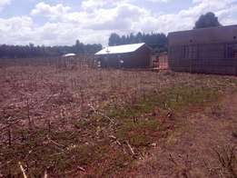 Plot for sale at Kipkenyo ( koshin)After
