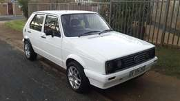 VW Citi Golf 1.3L