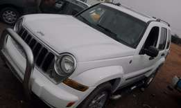 Jeep Liberty. X Registered