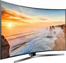Samsung 55 inch Smart Ultra HD 4K Curved LED TV UA55KU7350. Call Now
